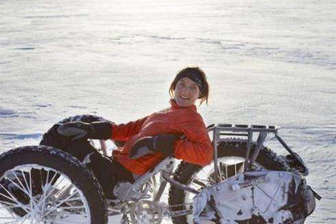 White ICE Cycle